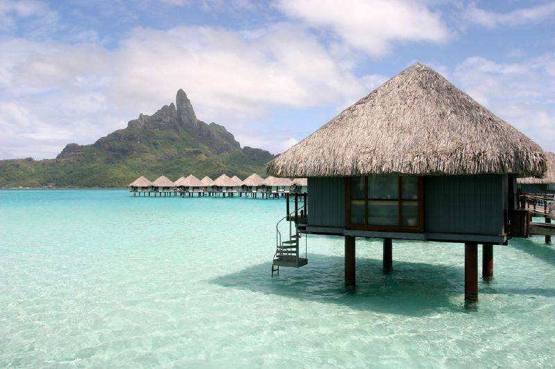 Bora Bora, una isla paradisiaca de nuestro planeta