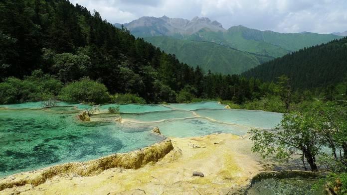 Algunos parques naturales de China