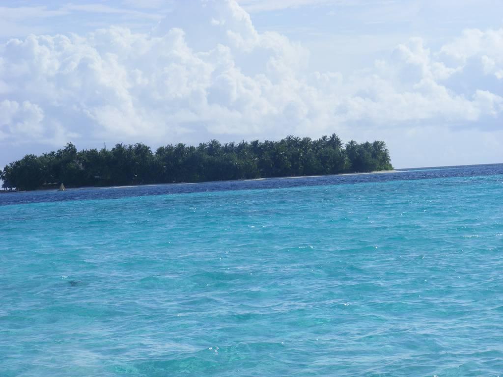 Ihuru, una de las islas paradisíacas de nuestro planeta