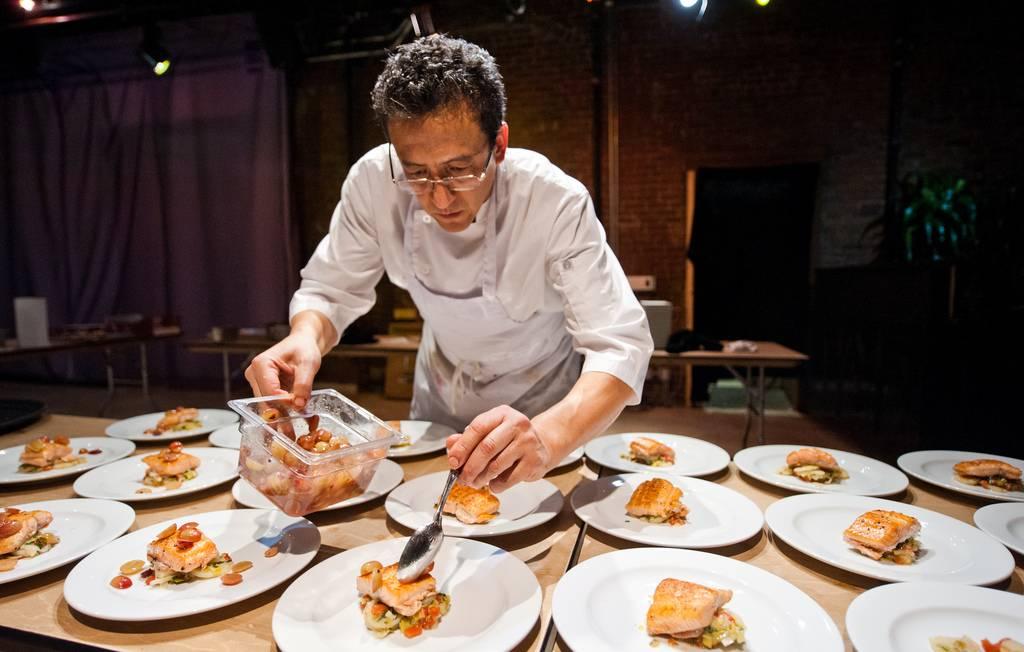 restaurantes de Nueva York de alta calidad