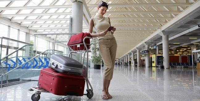mujeres viajando solas