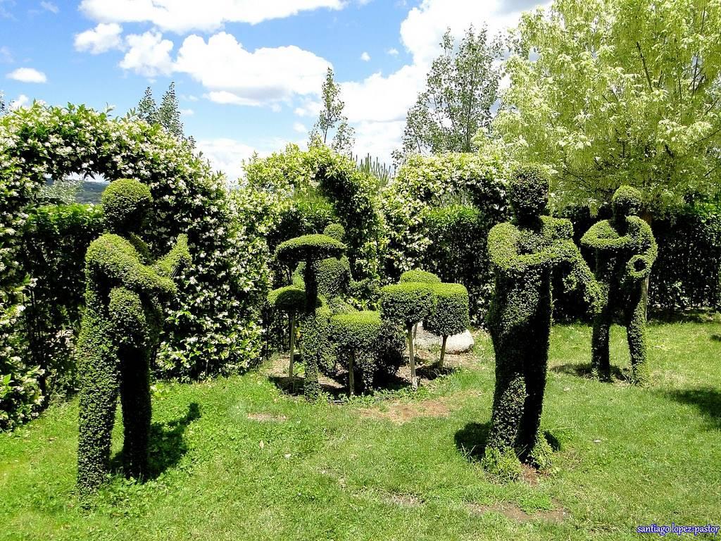 10 lugares desconocidos de madrid - Jardin encantado madrid ...