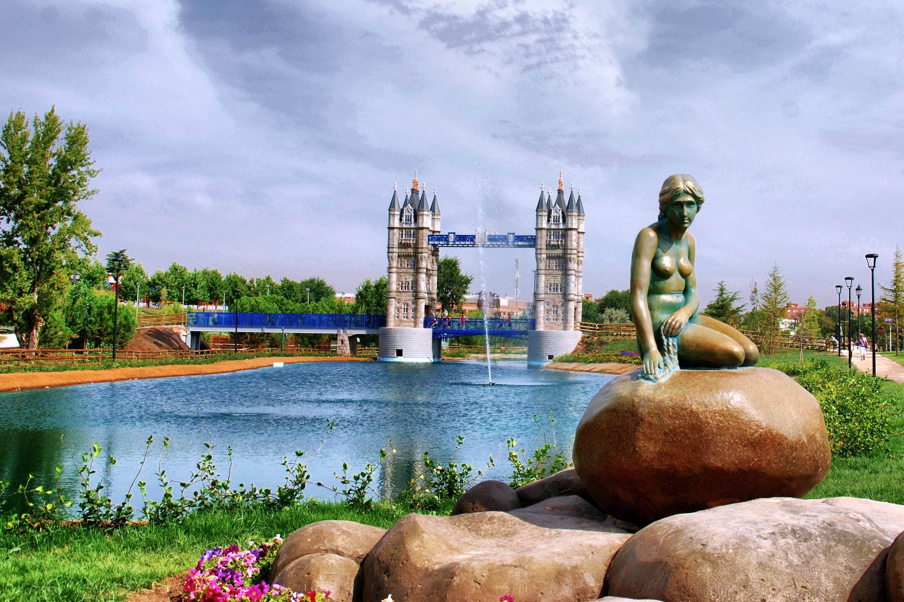 10 lugares desconocidos de Madrid - Parque Europa