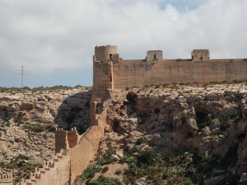 Juego de Tronos en España - Alcazaba de Almería