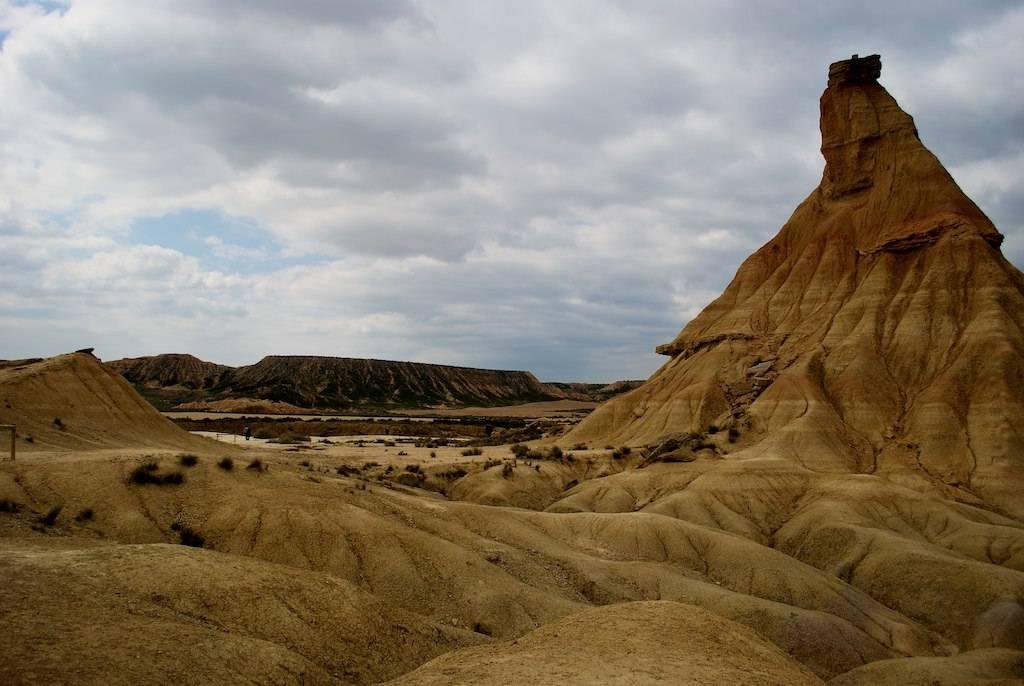 Juego de Tronos en España - Parque Natural Bardenas Reales de Navarra
