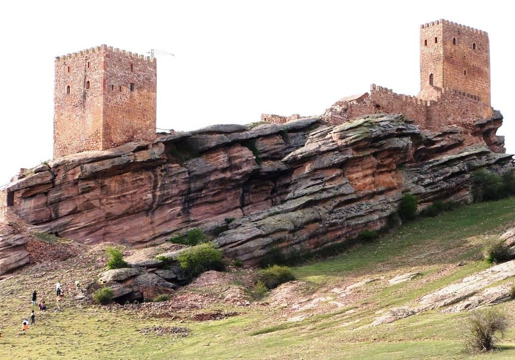 Juego de Tronos en España Castillo de Zafra