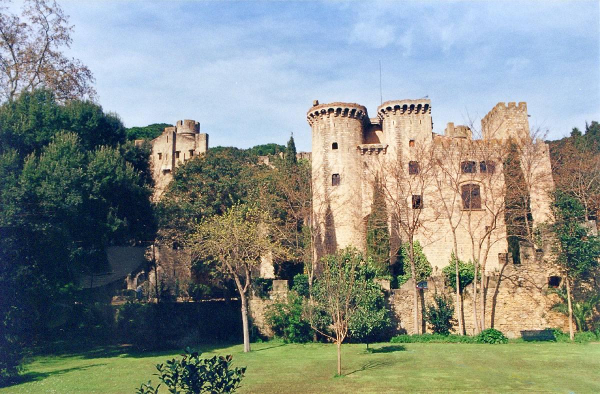 Juego de Tronos en España - Castilla de Santa Florencia de Barcelona