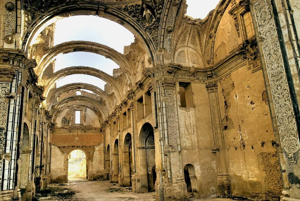 Pueblos fantasma de España que debes visitar 4