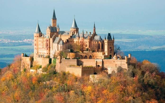 Los 4 castillos más bellos del mundo 2