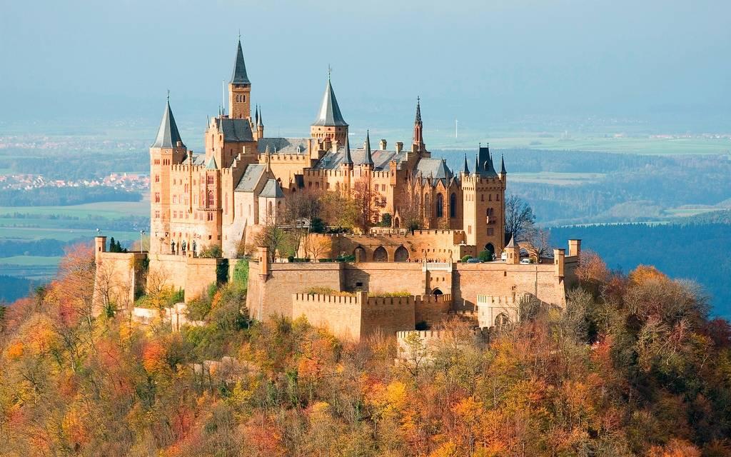 Los 4 castillos mas bellos del mundo - Castillo de Hohenzollern