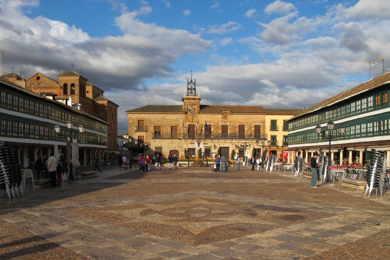 lugares a visitar en Ciudad Real almagro