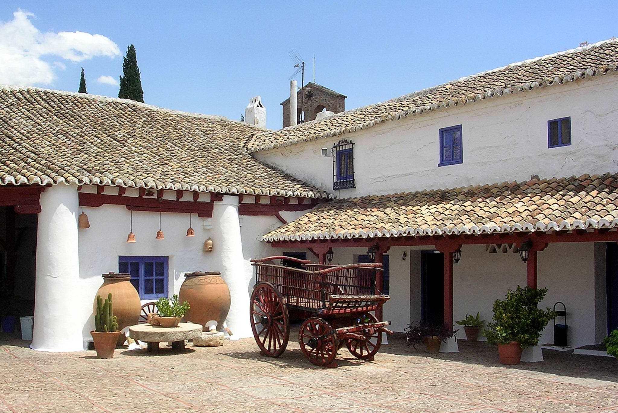 lugares a visitar en Ciudad Real puerto lapice