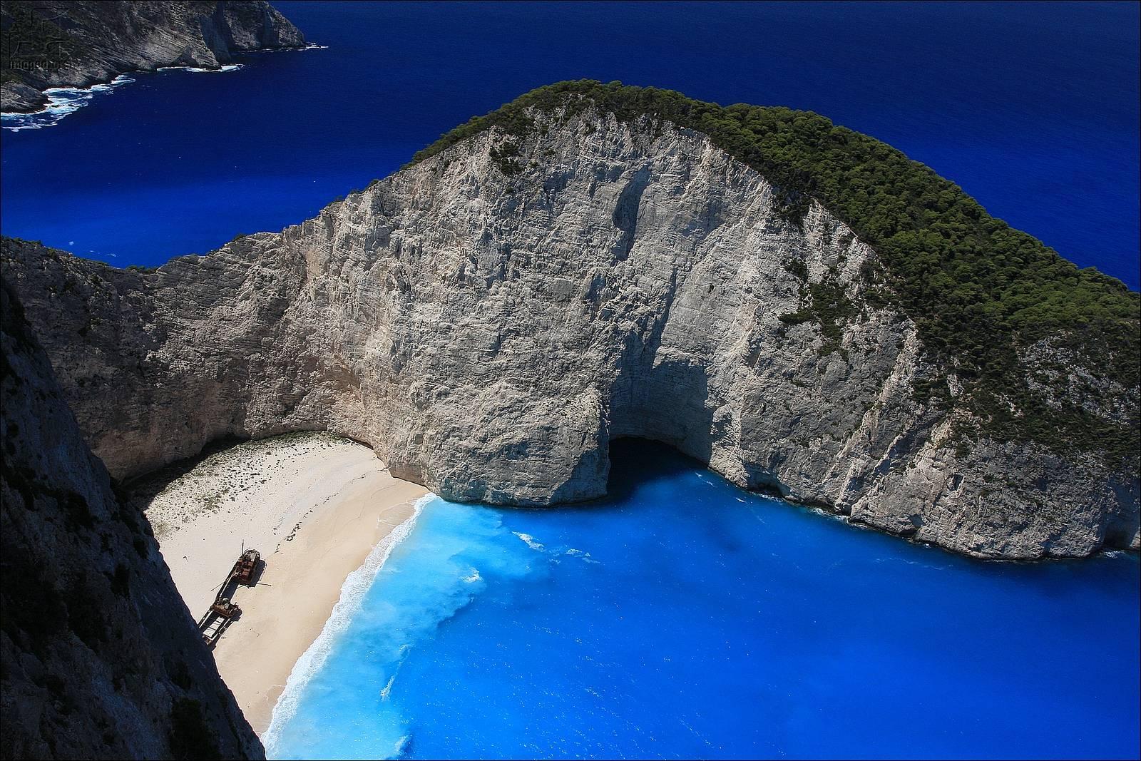 Mejores playas de Europa - Playa de Navagio