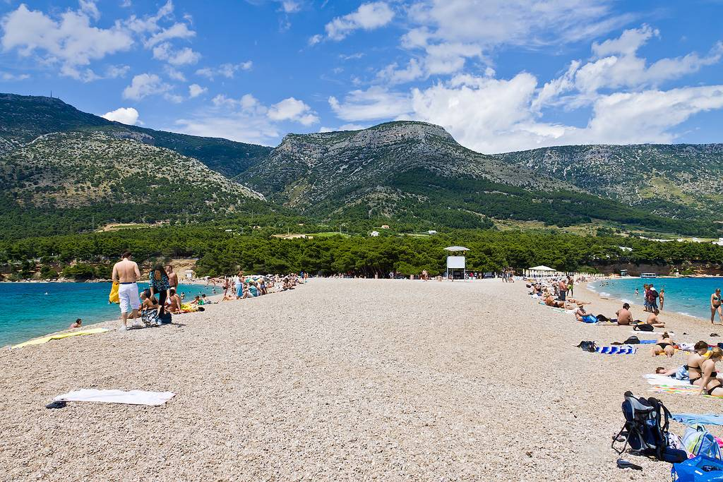 Mejores playas de Europa - Zlatni Rat