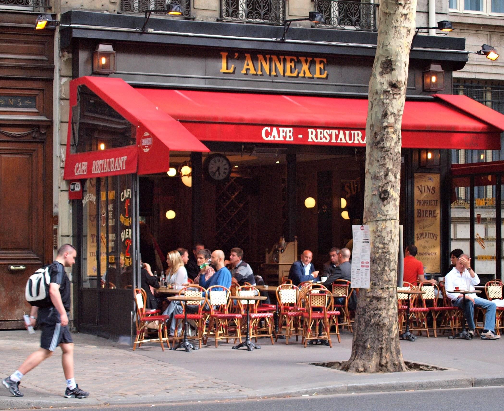 Cafe Italia Montreal Menu