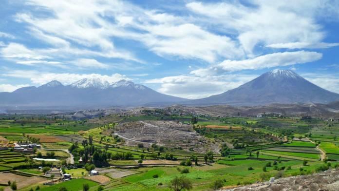 7 razones para visitar Arequipa en Perú 2