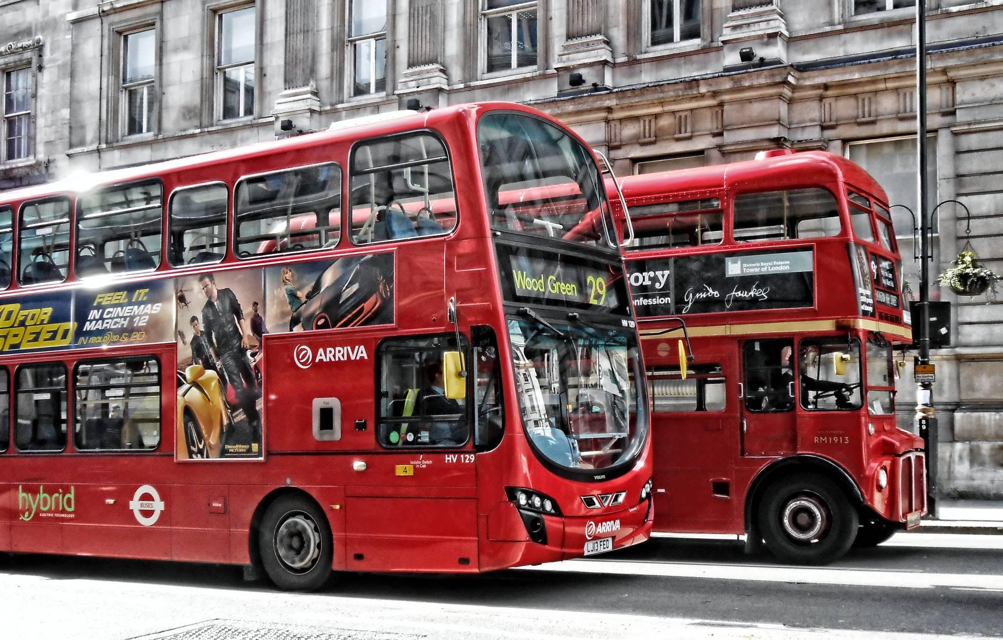 Londres por poco dinero