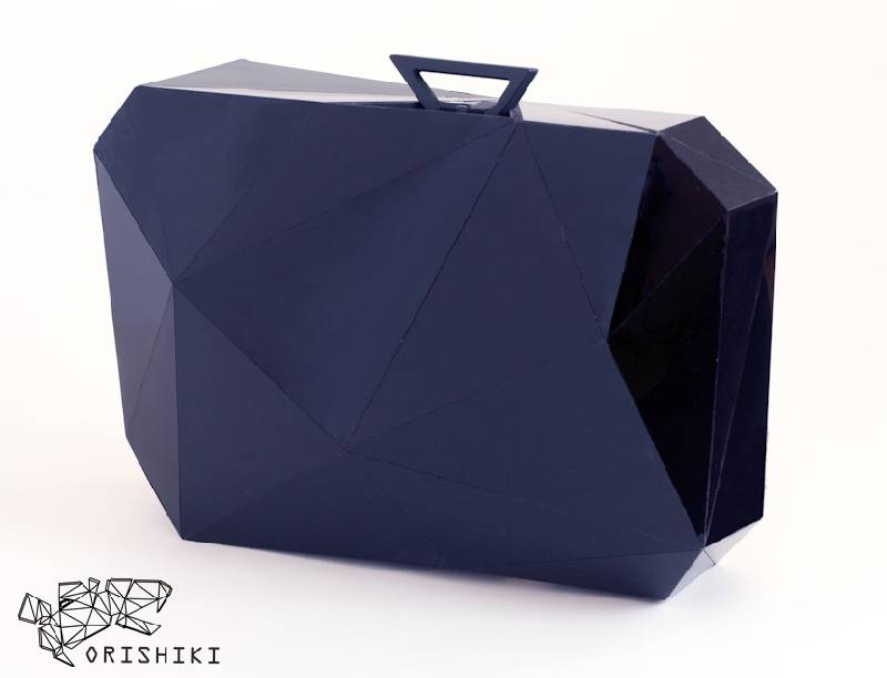 maleta origami