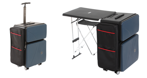 maletas de viaje más originales - maleta para hombre de negocios 1