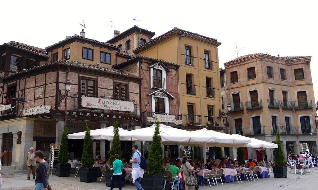 Ruta del cochinillo: Segovia