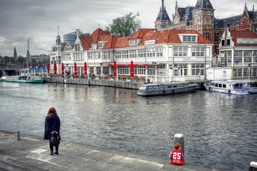 visitar amsterdam: canales