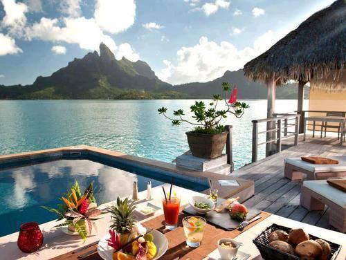 lugares más increíbles - lugar Bora-Bora