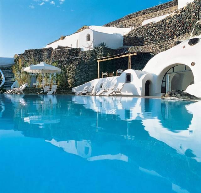 lugares más increíbles - lugar Santorini 1