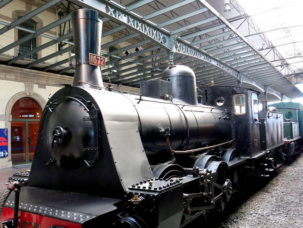 museos de madrid: ferrocarril