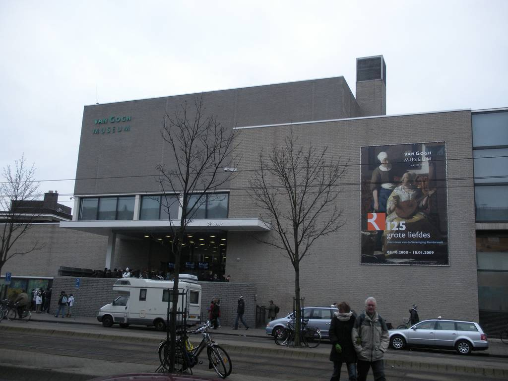 visitar amsterdam: museo van gogh