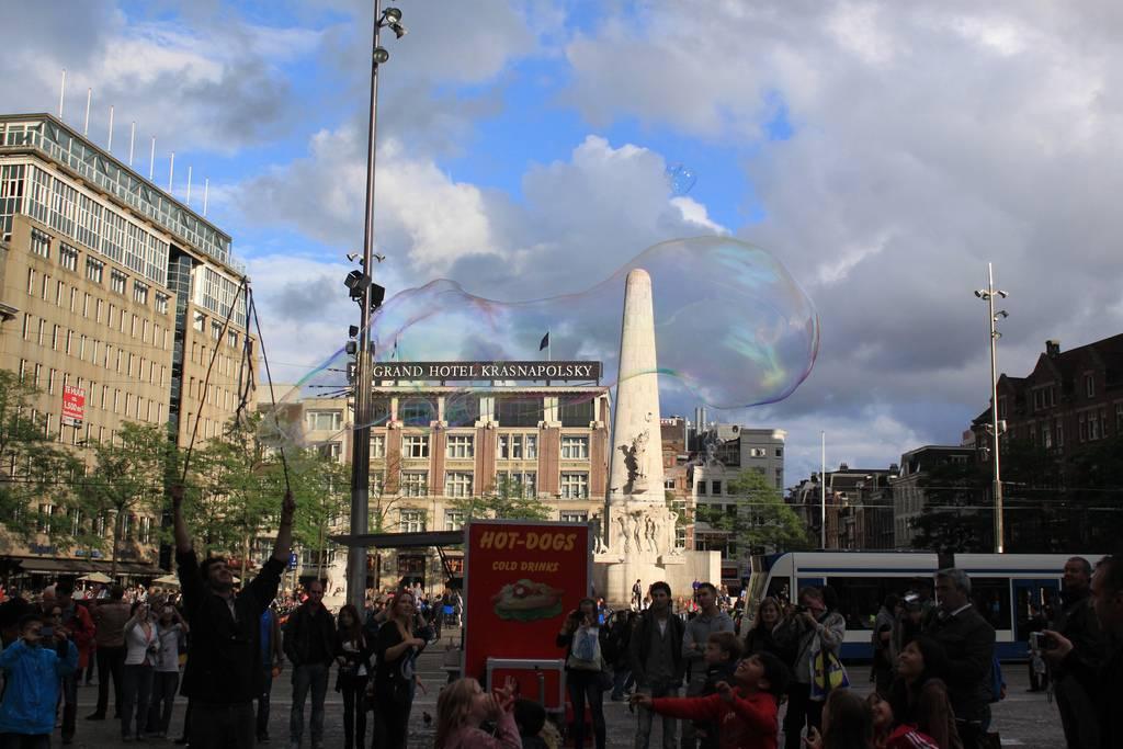visitar amsterdam: sus canales