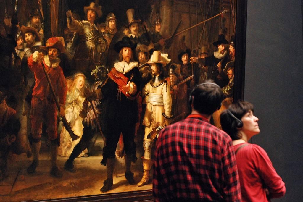 visitar amsterdam: rijsmuseum