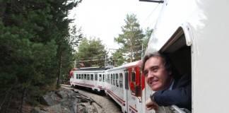 trenes con encanto: cotos