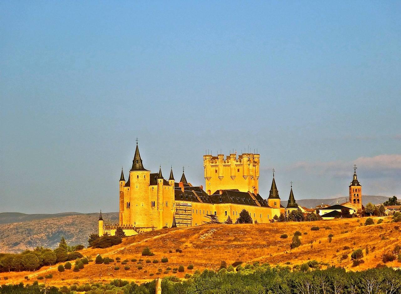 lugares de segovia - Alcazar de Segovia