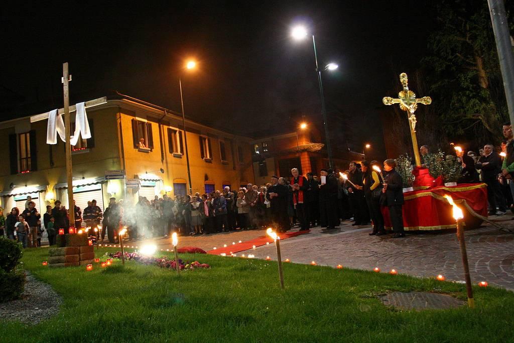 Segovia en Semana Santa: procesiones
