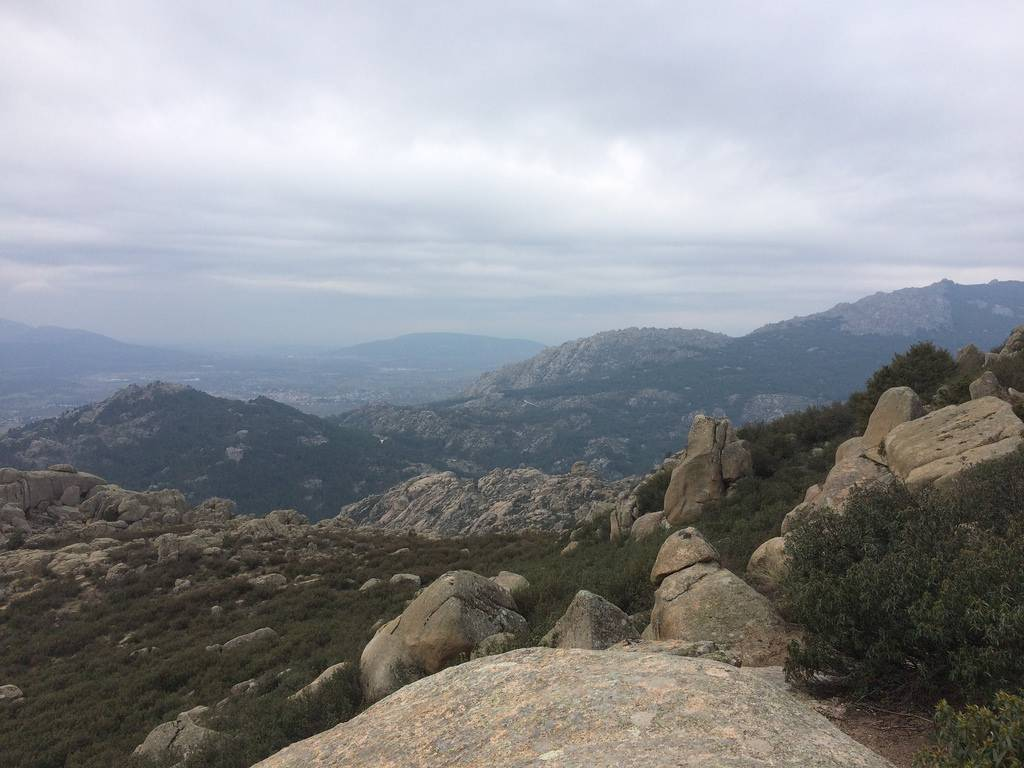 sierra madrileña: la pedriza