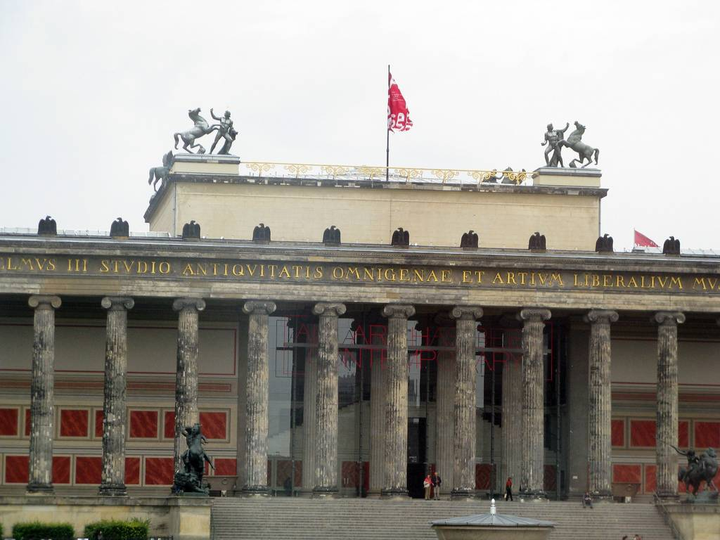 museos de berlin: antiguo