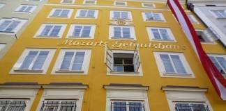ciudades de mozart: salzburgo