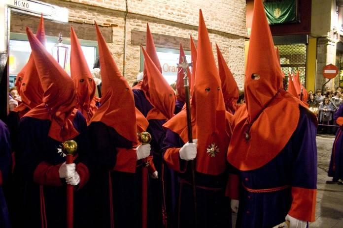 procesiones de semana santa: valladolid