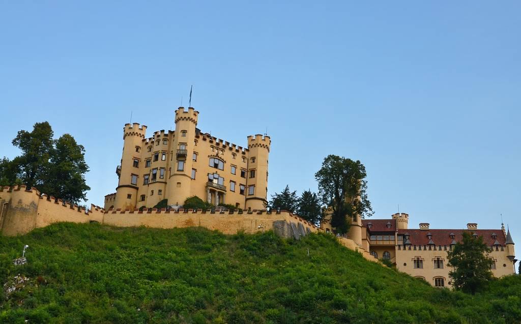 Castillos de Baviera