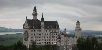 Los castillos de Baviera: Neuschwanstein