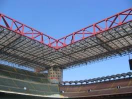 lugares de interés en Milán: Estadio Giuseppe Meazza