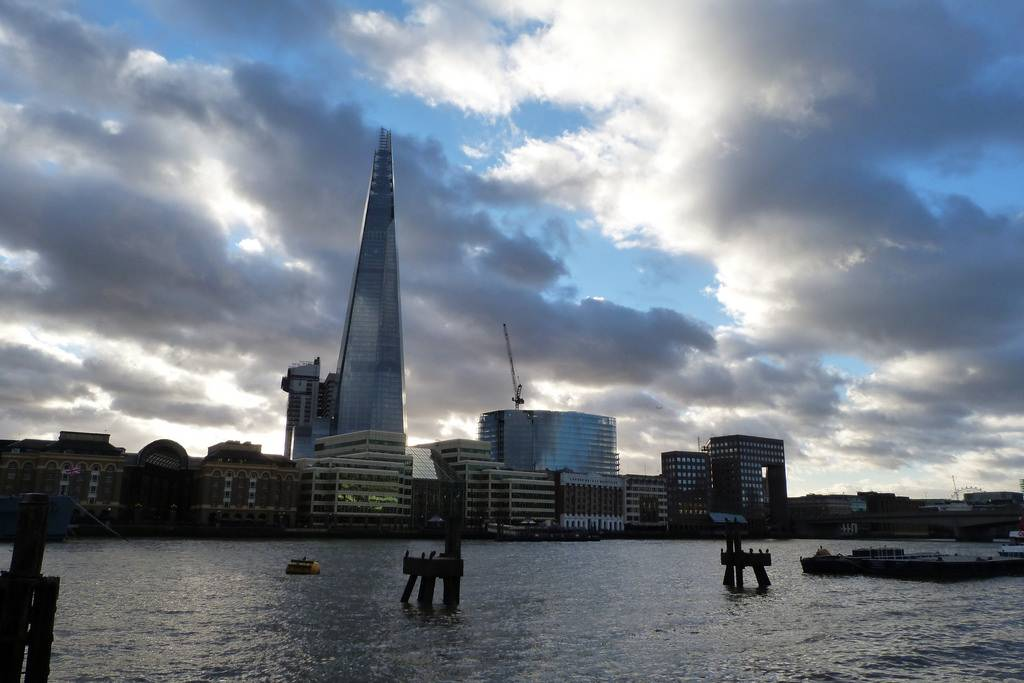 torres panorámicas de Europa: Londres