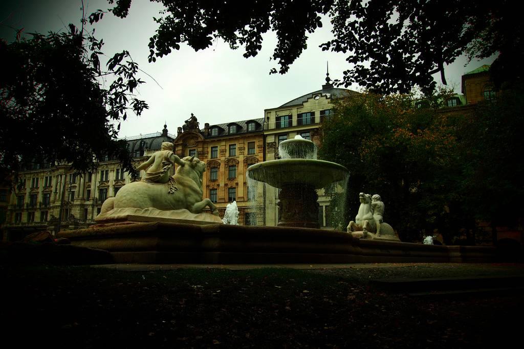 ciudades en donde vivió Sissi: Munich