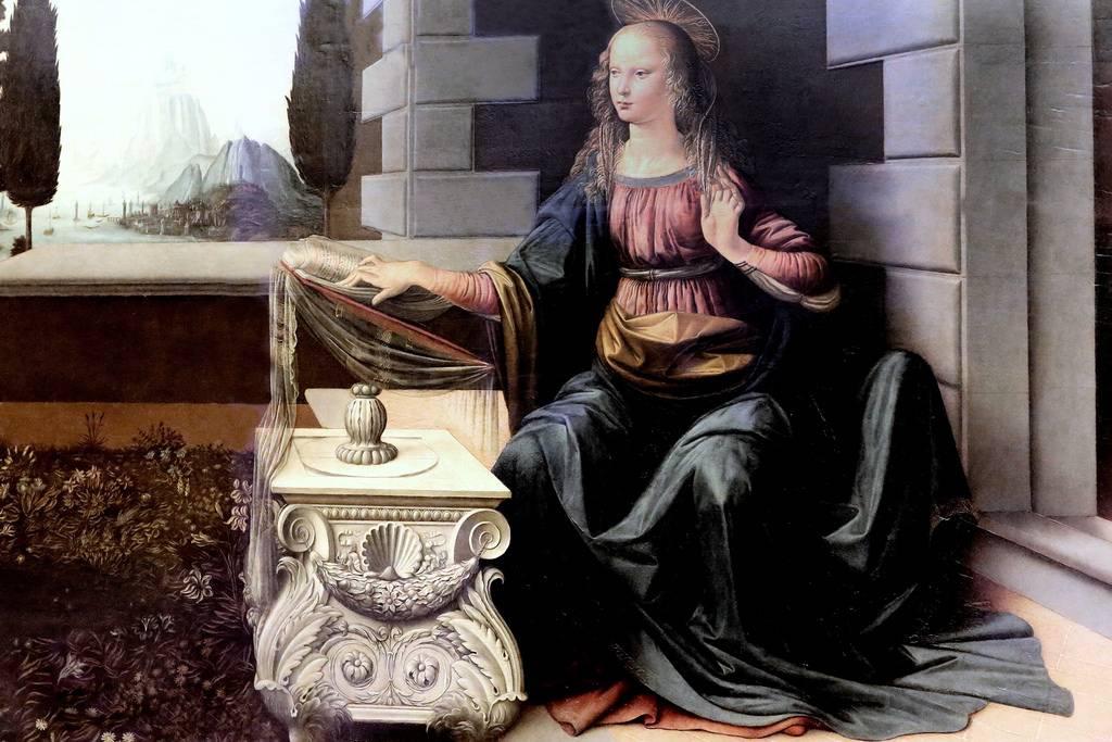 lugares de interés en Milán: pinacoteca ambrosiana