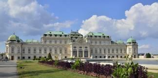 ciudades donde vivió Sissi: Viena