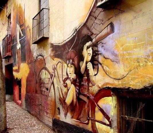 mejores graffitis del mundo granada