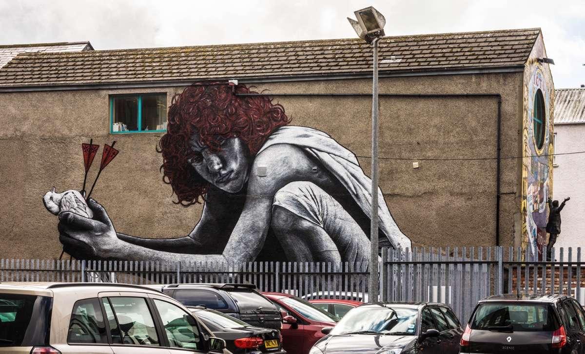 Las ciudades con los mejores graffitis del mundo - Los mejores sofas del mundo ...