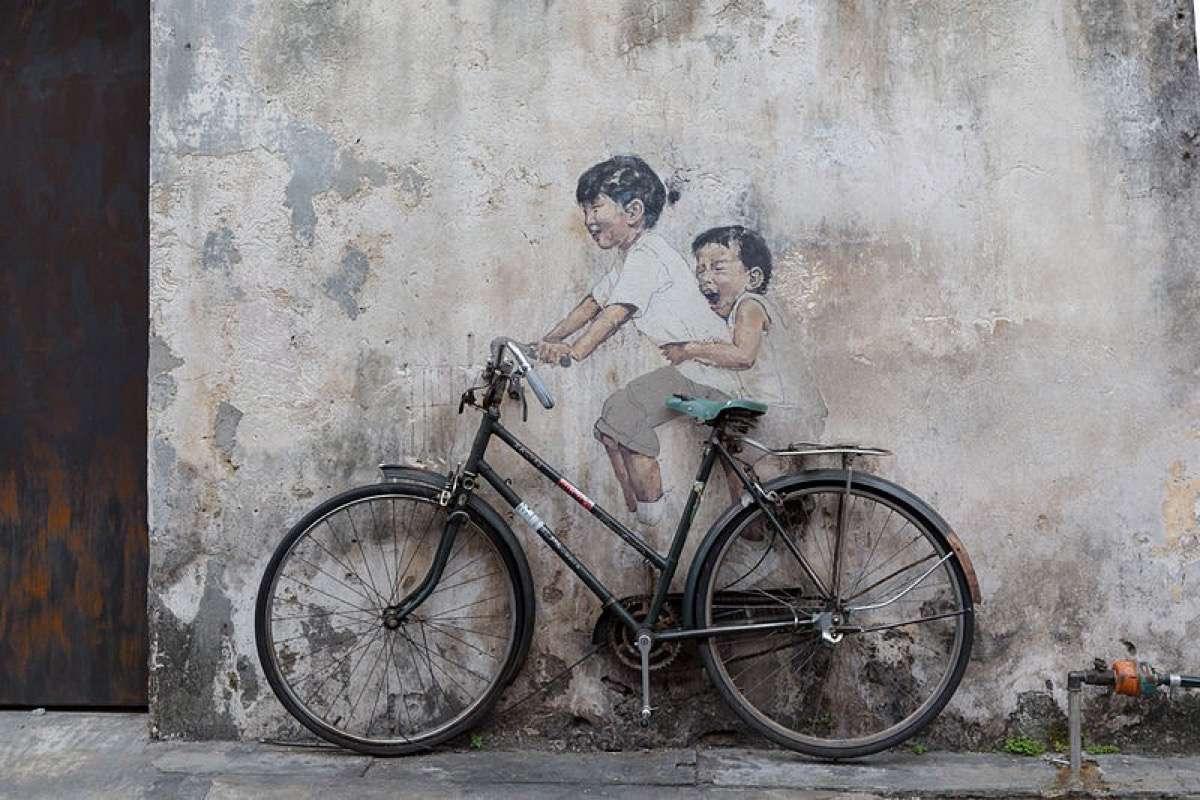 Mejores graffitis del mundo Malasia Georgetown