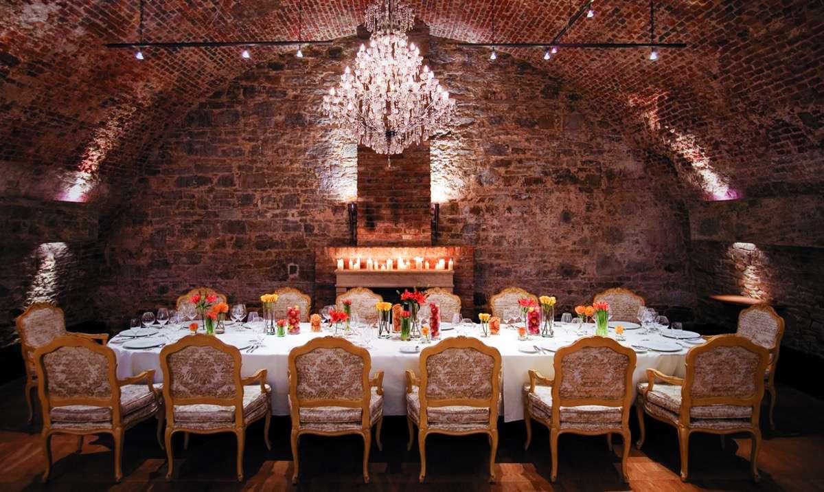 mejores restaurantes europeos VENDOME