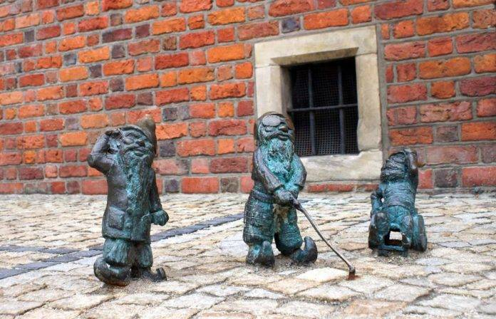 Wroclaw, enanos